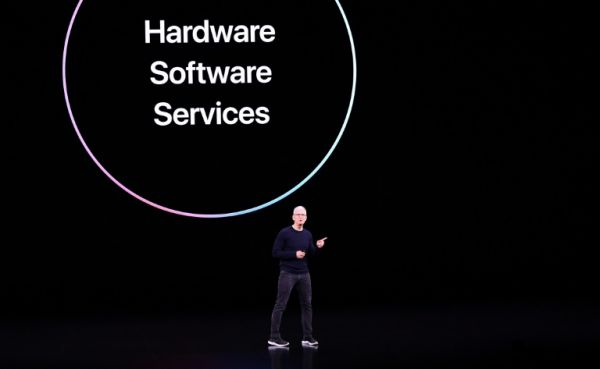 Apple: New Phone and New Services for Less | UNRESERVED