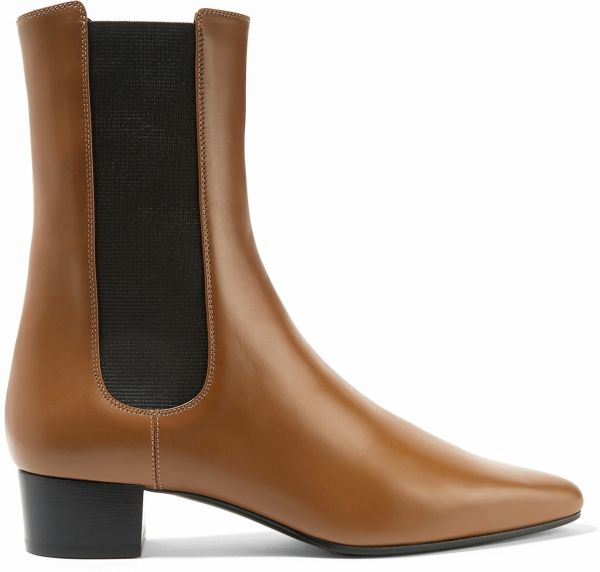 British leather Chelsea boots - autumn