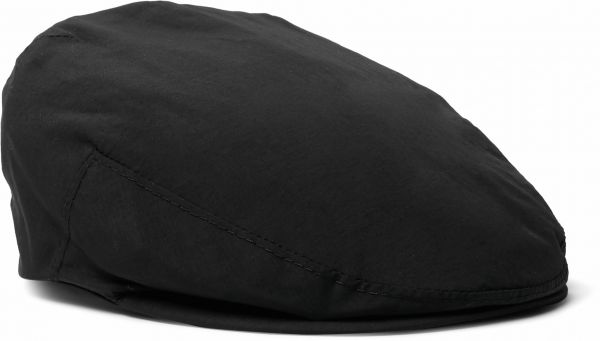 Glen Water -Repellent Woven Flat Cap - autumn