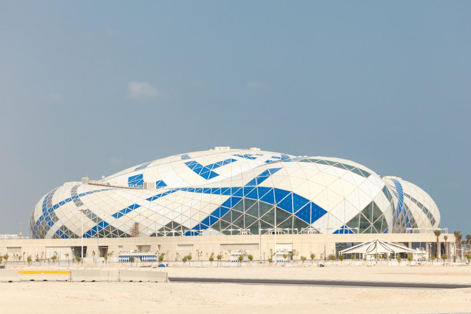 lusail-stadium-qatar - football