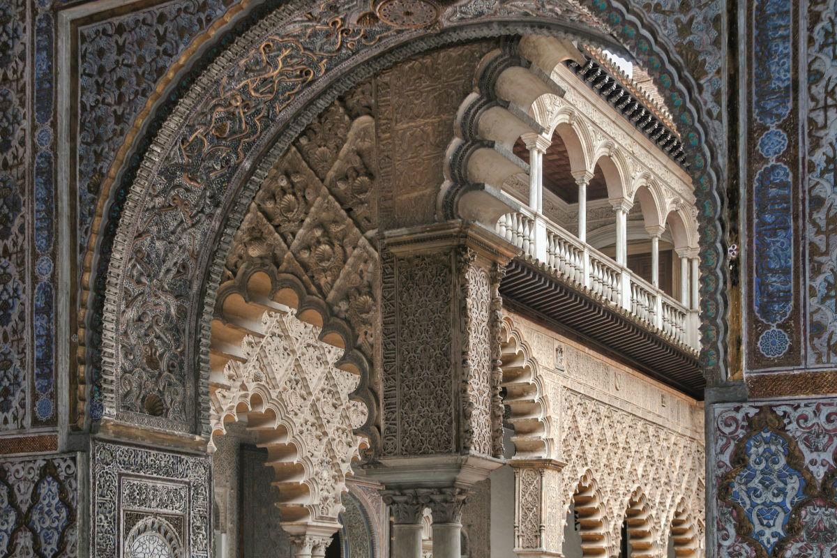alcazar-seville-getty-images - andalucia