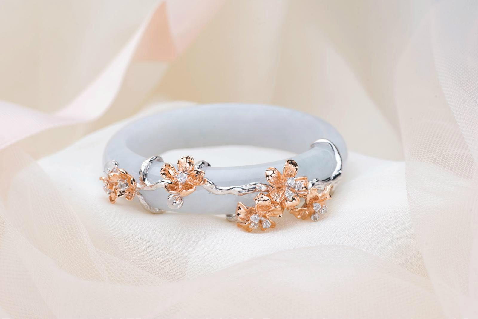 Choo-Yilin-Cherry-Blossom-Bangle - paragon