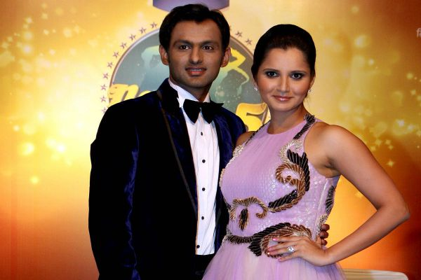 Love Matches-Shoaib Sania-AFP - Sports,Love,Relationships