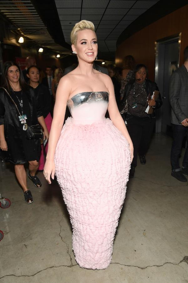 katy perry - Grammys worst dressed