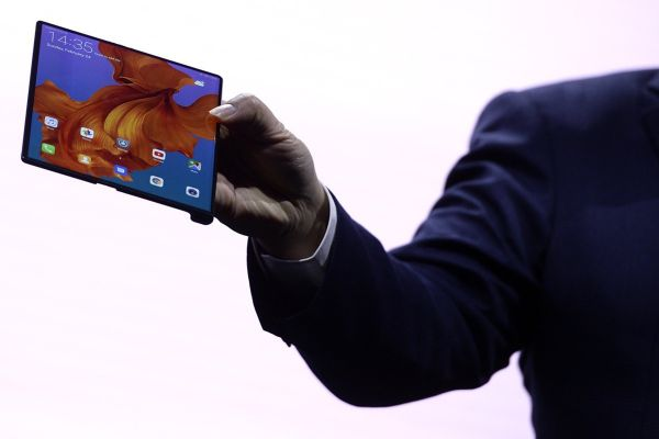huawei 2 - Foldable phones
