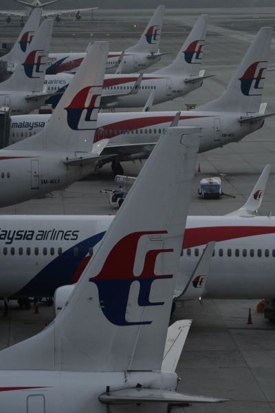 MH370 changing-AFP - MH370,tracking