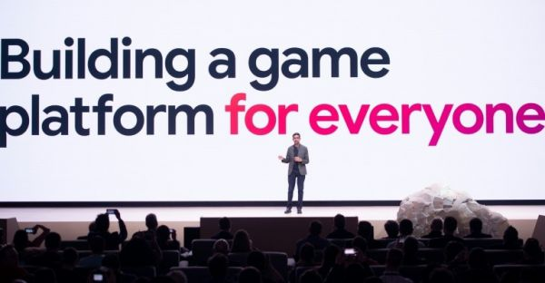Google Assistant complimented Cortana to tease Stadia gaming service