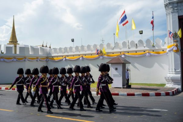 Thailand New King (2)