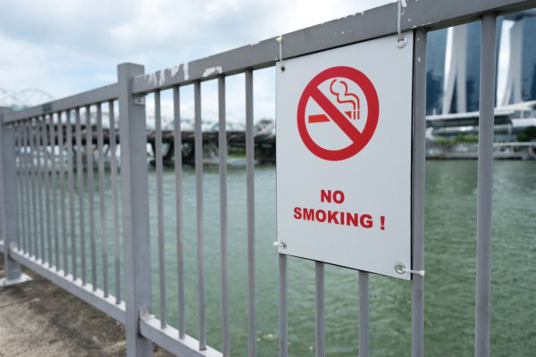 Singapore No Smoking iStock - singapore