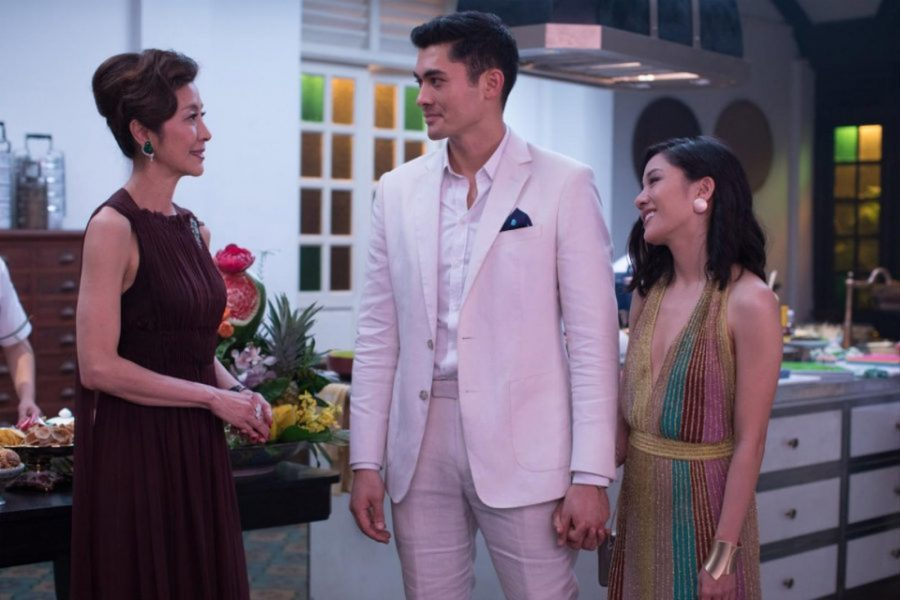 Watch: First 'Crazy Rich Asians' Trailer
