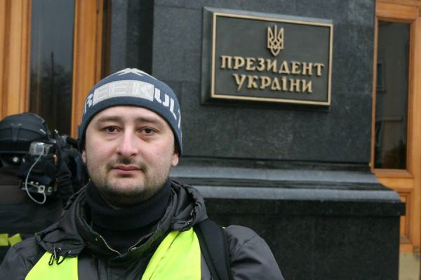 Faking His Death Saved This Russian Journalist's Life