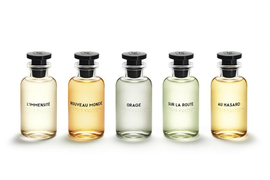 Acquired Taste: Louis Vuitton Fragrances For Men