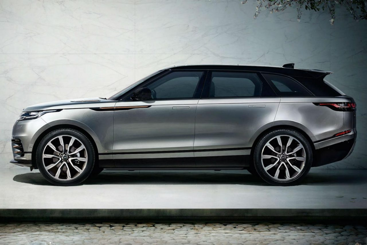 Acquired Taste: Range Rover Velar SUV