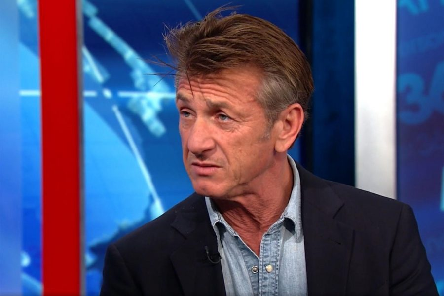 Sean Penn Responds to Criticism of His New Book