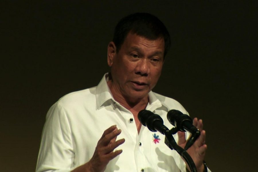 "Duterte Tells UN Human Rights Expert, ""He Can Go to Hell"""