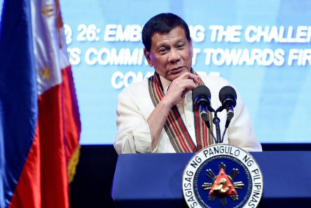 Oh No He Didn't: Guess What Philippines President Duterte Just Called God