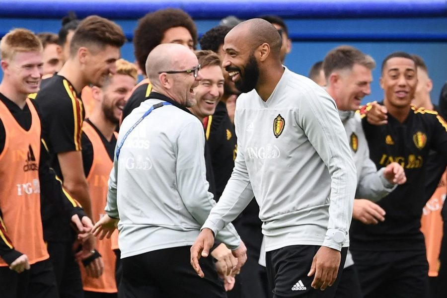 Why the World Cup Semifinals Were Really Tough for Thierry Henry