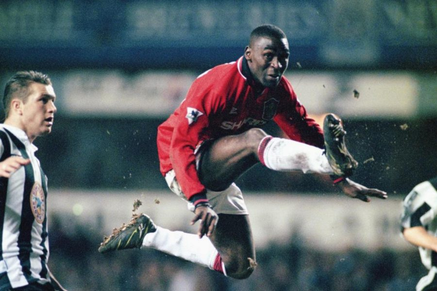 The Best Advice Andy Cole Ever Received From Alex Ferguson