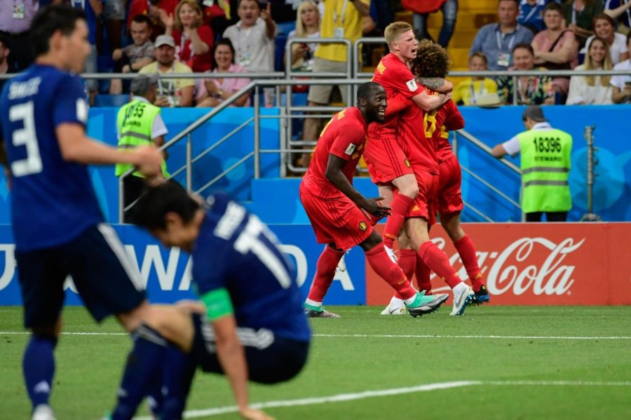 Belgium Completes Stunning Comeback to Eliminate Japan