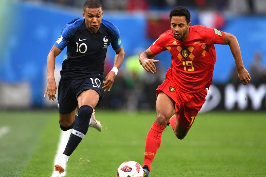 Vive la France: Belgium's 'Golden Generation' Defeated