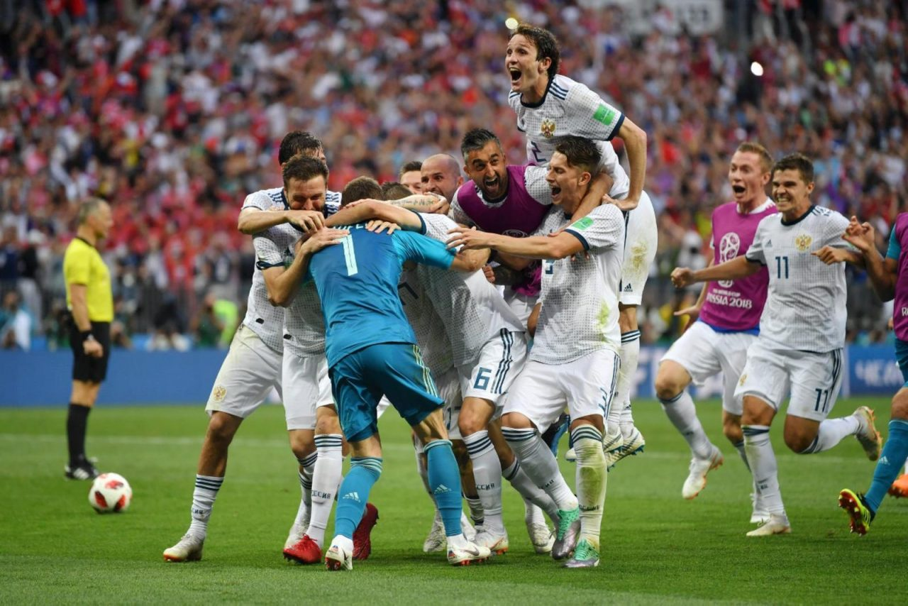 Spain's Shocking Loss to Russia: Here's What Happened