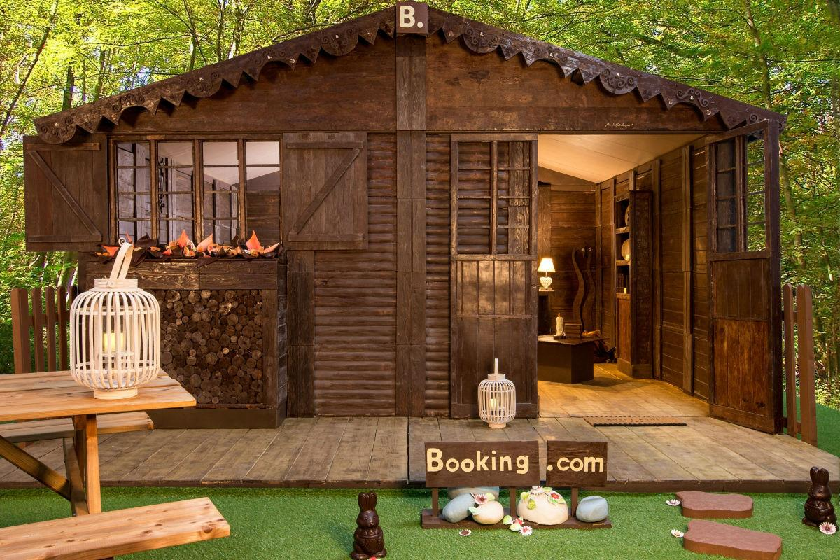 You Can Spend a Night in This House Made Out of Chocolate