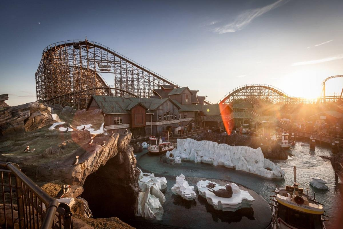 The Best Amusement Park in the World is in a Town Called Rust