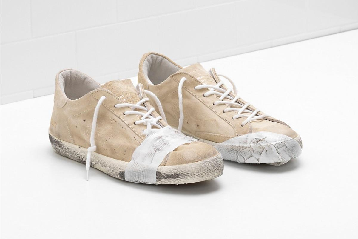 Would You Pay $530 for These Raggedy Shoes?