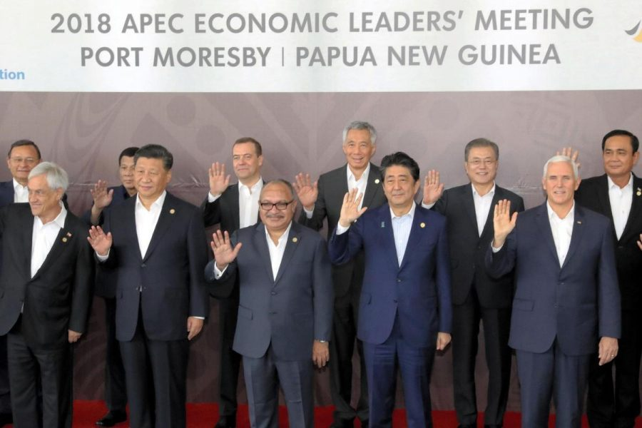 The APEC Summit in Papua New Guinea Was a Flop