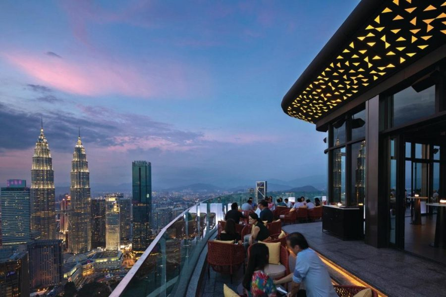 8 of the Best Rooftop Bars in Southeast Asia