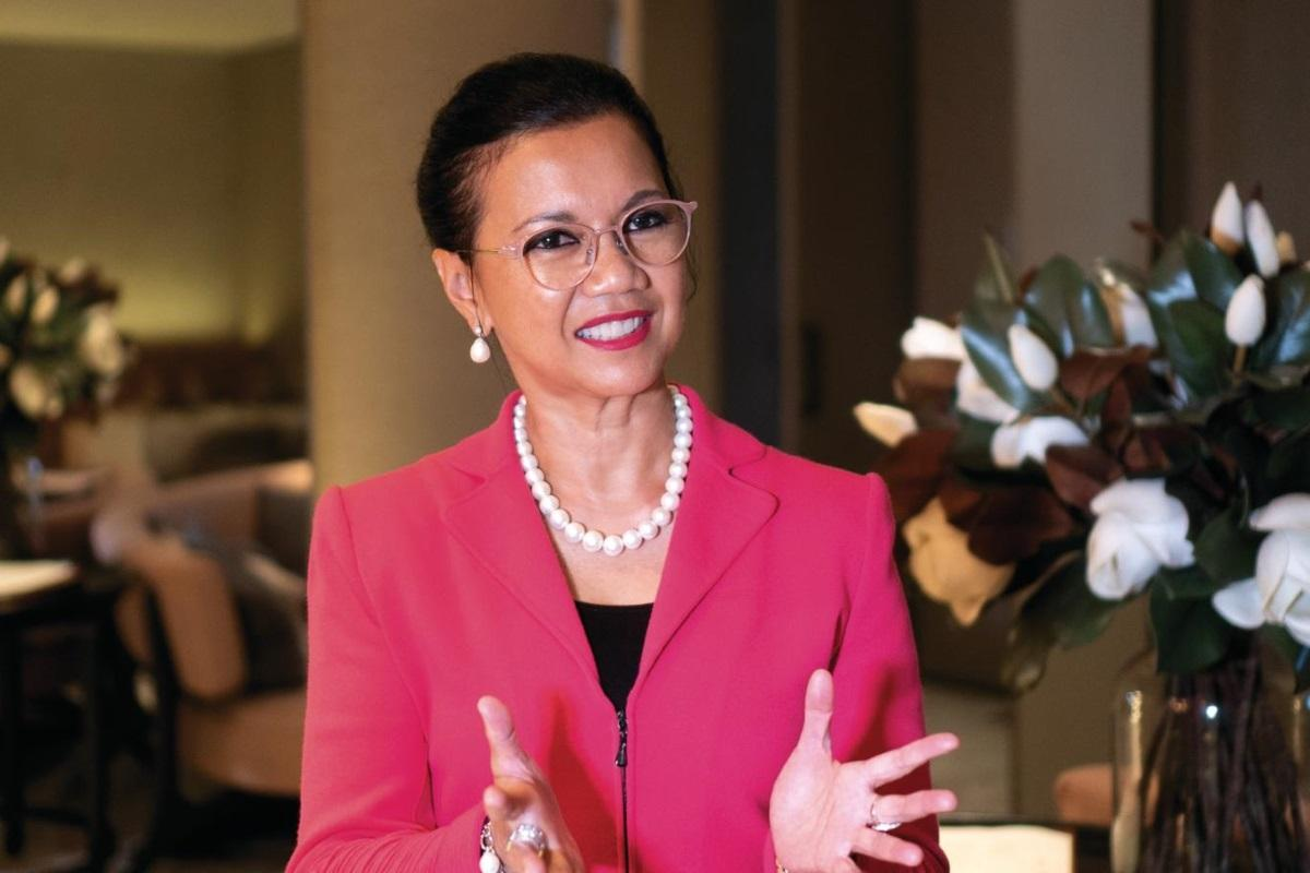 Maybank Kim Eng's CEO Ami Moris is a Trailblazer in the Region