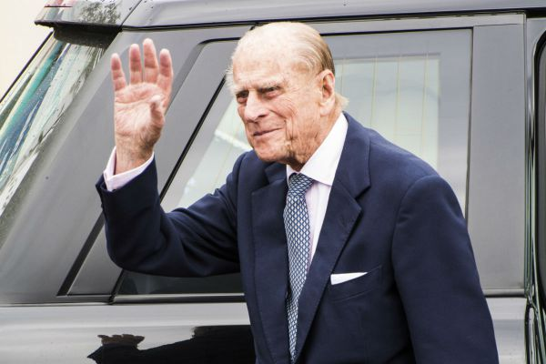 97-Year-Old Prince Philip Emerged Unscathed From a Car Accident