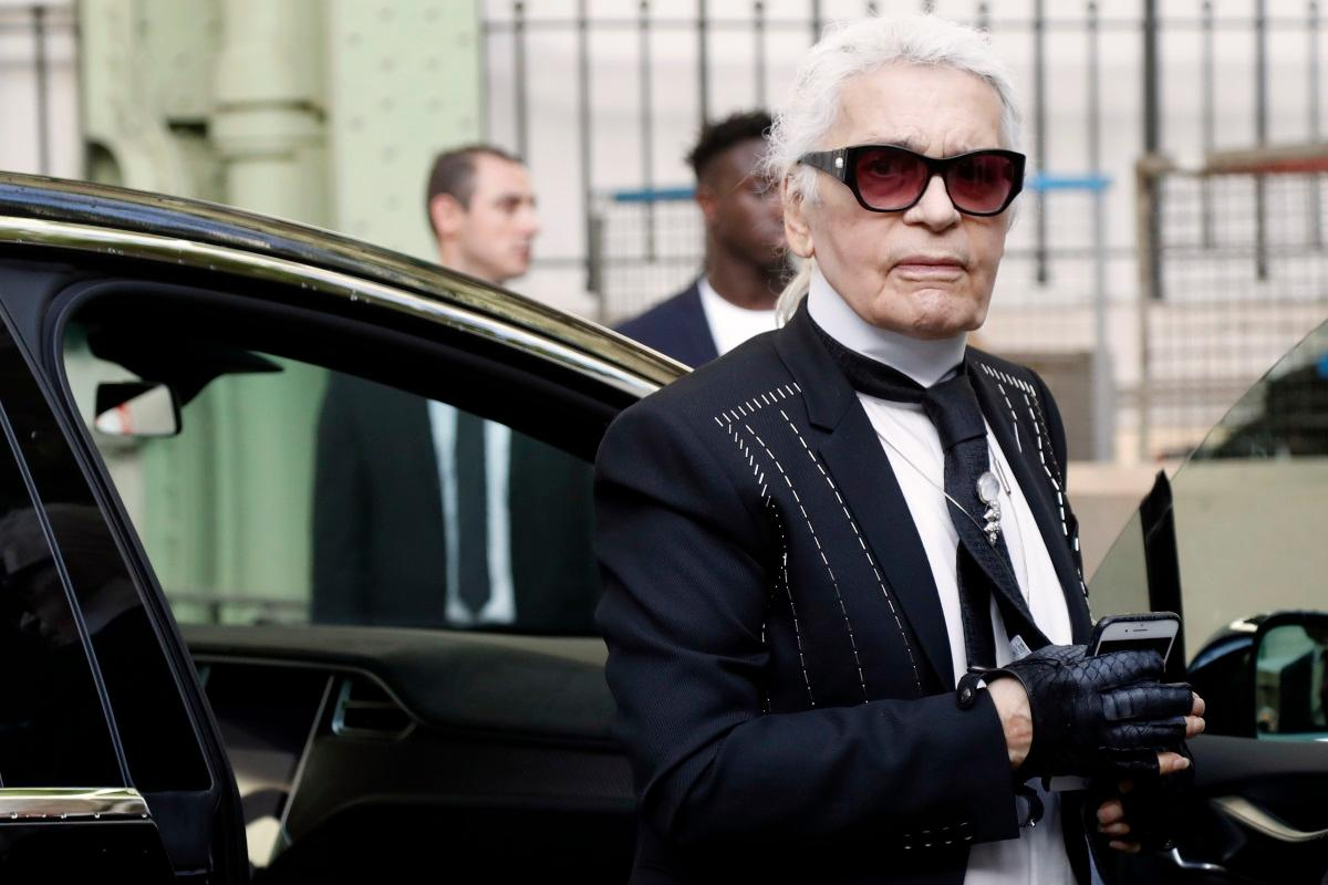 Karl Lagerfeld Misses His First Ever Chanel Paris Show in 4 Decades