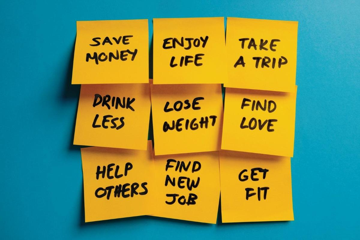 5 Practical Ways You Can Keep Your New Year's Resolutions