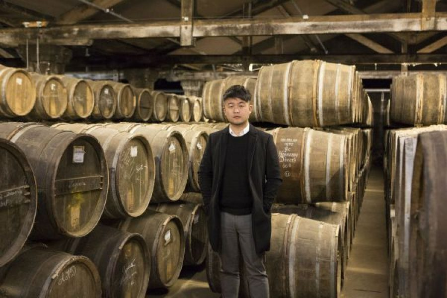 "Raise a glass this Chinese New Year to Guangyu Zhang's ""Codes of Hennessy"""