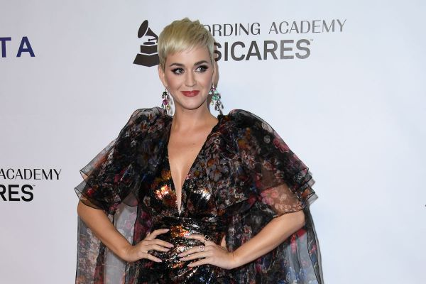 Katy Perry Criticised Over Shoe Design Resembling Blackface