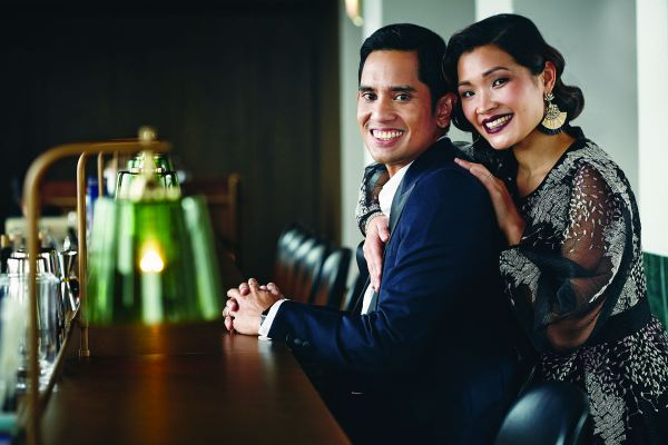 Ken Izkandar and Mien Dee Yong – The Fun-Loving Couple
