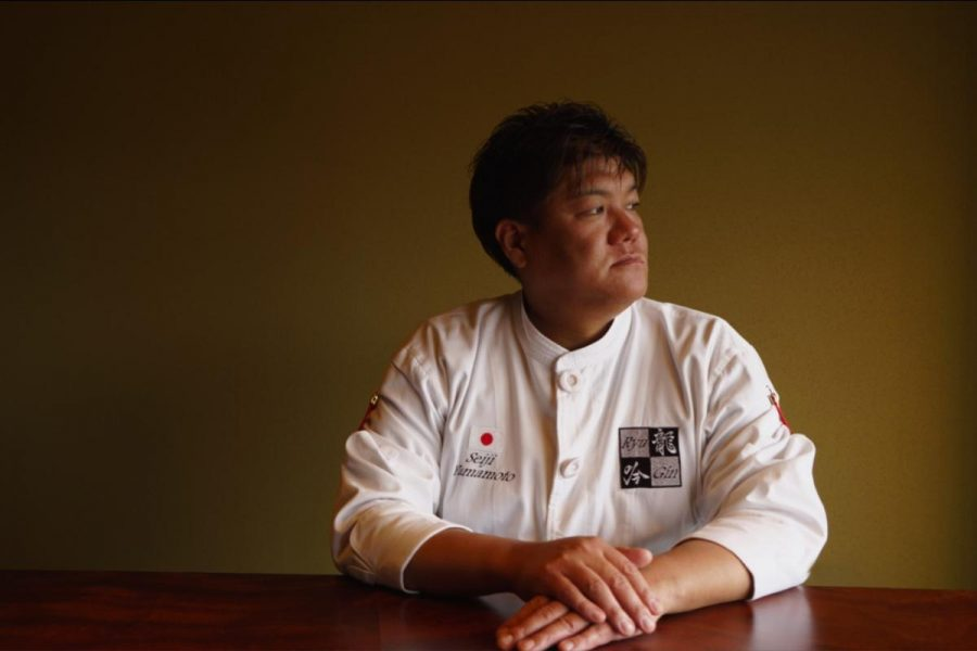 Why This Japanese Chef Is Being Awarded Ahead of Time