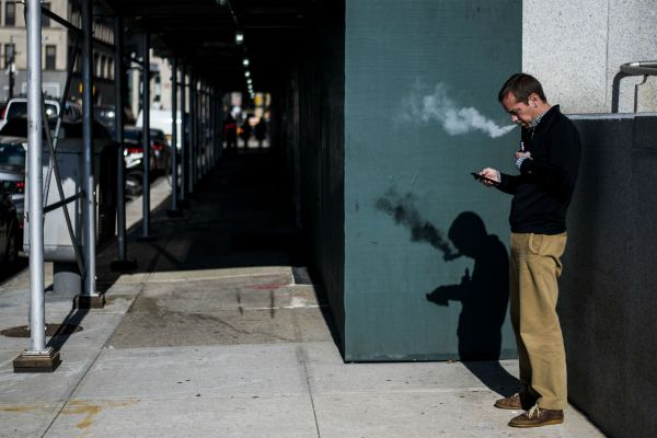 Up In Smoke: New Research Says E-Cigarettes Still Damage Lungs