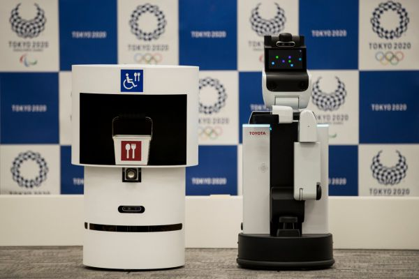 Short Circuit: Tokyo Unveils Robotic Helpers for 2020 Olympics