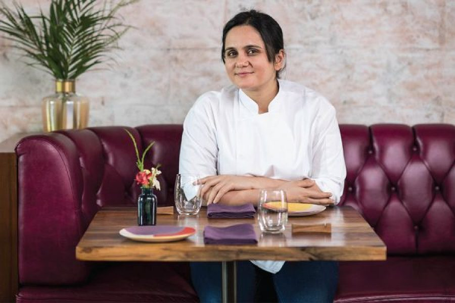 Meet the First Indian Female Chef to Receive a Michelin Star