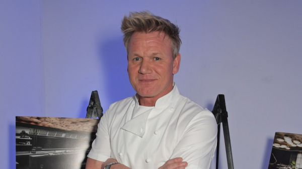 Celebrity Chef Gordon Ramsay Puts On His Hat and Goes to War