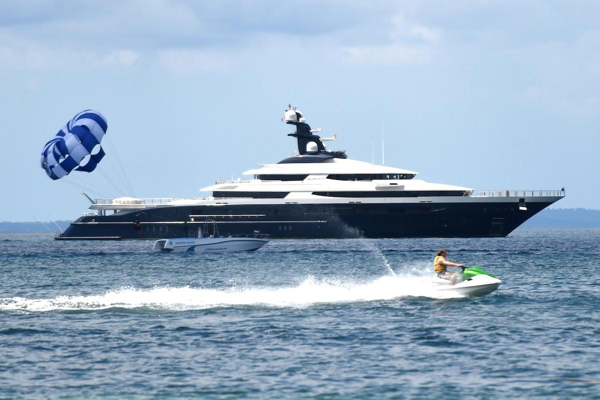 Genting Purchases Jho Low's Superyacht for US$126 Million