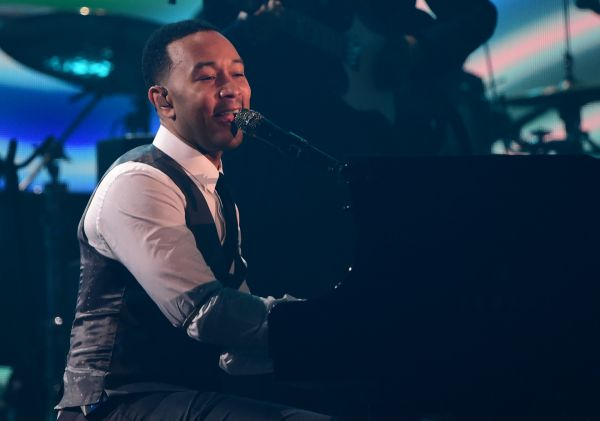 How to Get John Legend to Sing to You on Command