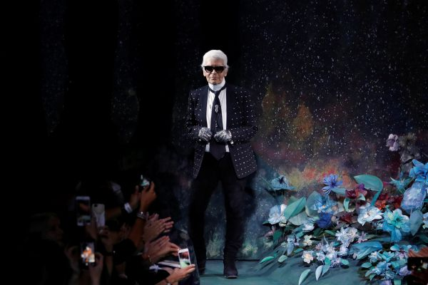Now, You Can Own a Piece of Karl Lagerfeld