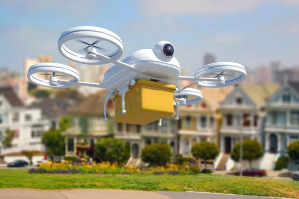 Delivery By Drone Now Available Via UPS