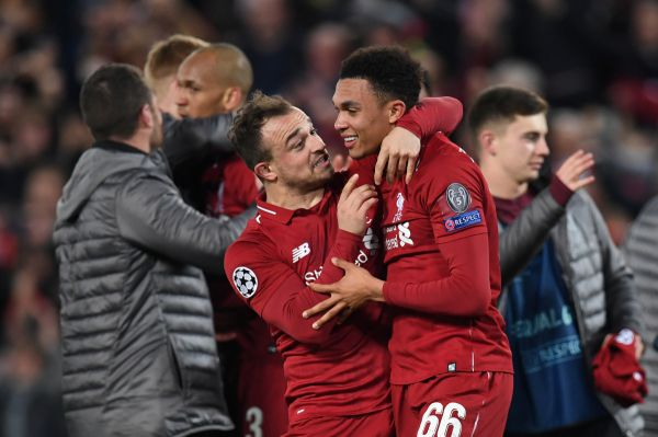 "Liverpool ""Giants"" Stun Barca to Make Champions League Final"