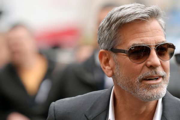 "George Clooney Criticised for Firing a ""Warning Shot"" at Malaysia"