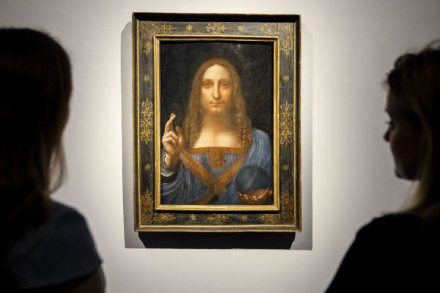 Where is Salvator Mundi, the World's Most Costly Painting?