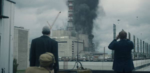 Straight-Talking Stellan Skarsgård's Take on Chernobyl